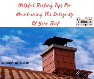 Roofing Hints or Tips